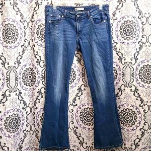 Levi 518 Superlow Jeans sz16